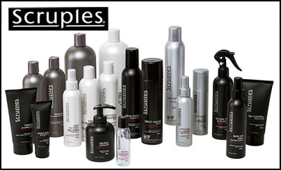 Scruples hair care products